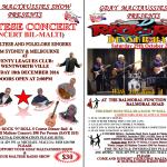 Gday Maltaussies Show Dinner Ball & Concert
